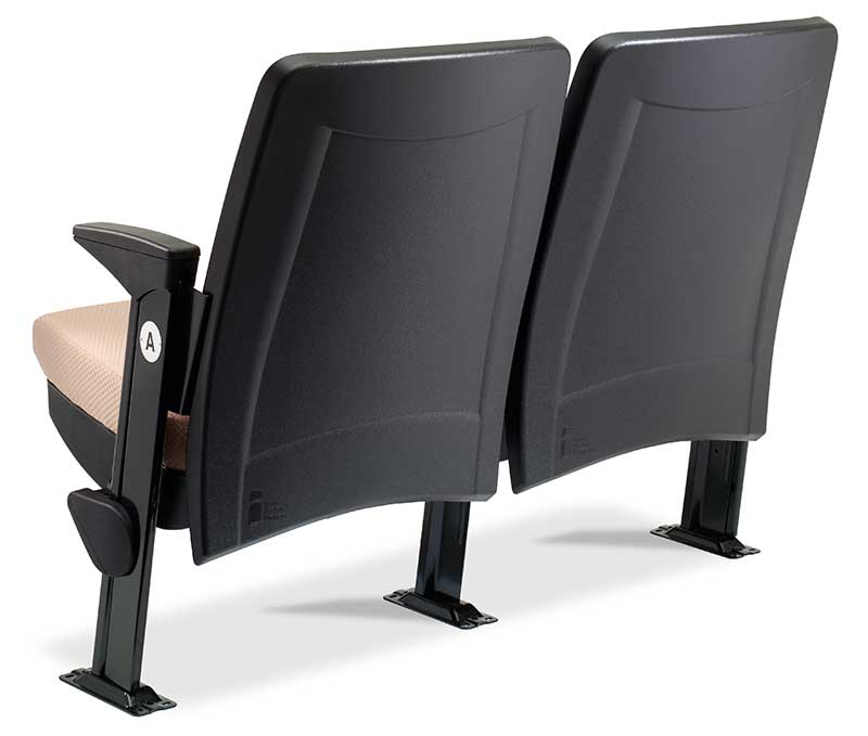 90.12.00.4 Citation chair rear view