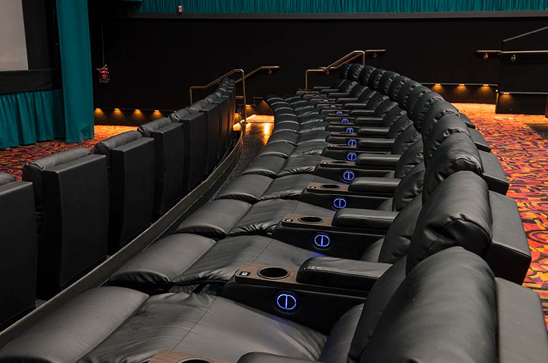 Cinemark Century 20 Great Mall movie theatre with Eclipse