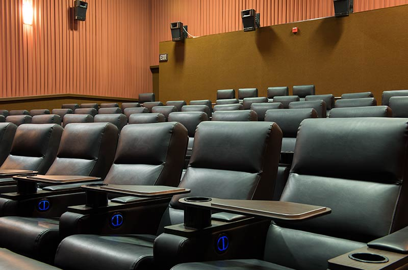 Cinemark River Hills Movie 8 with Spectrum Recliner movie theater