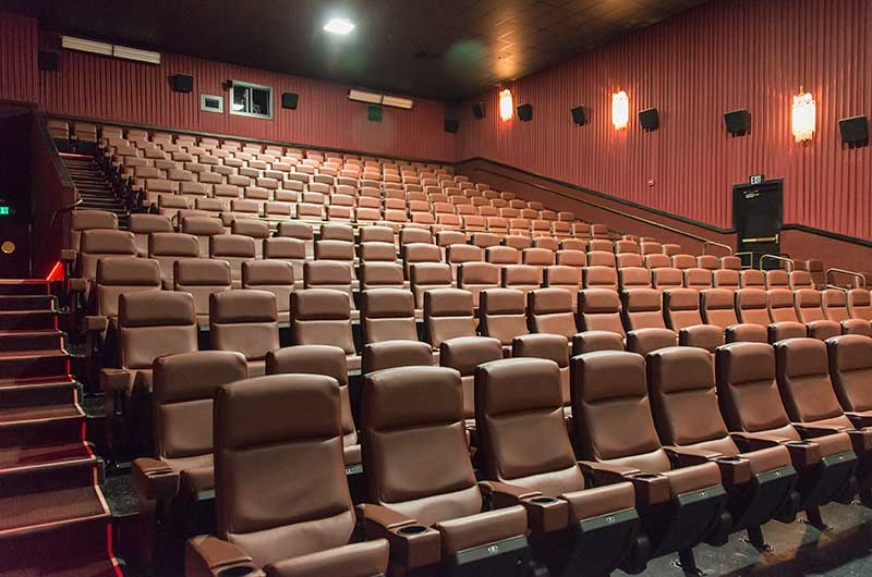 Nw Credit Union >> Cinemark Theatres Mall del Norte with custom Signature chair | Irwin Seating Company (en-US)