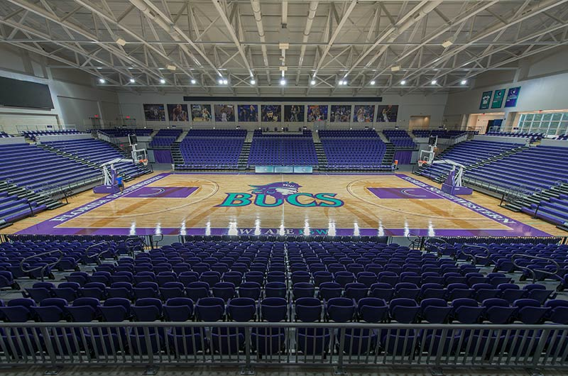 Fsw Suncoast Credit Union Arena With Fixed Arena Seating