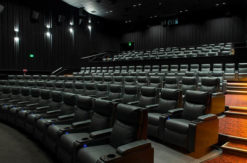 Showplace Icon Theatres With Spectrum Solstice Recliners