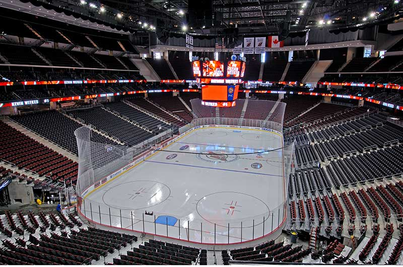 pretty nice aee90 6c4ca Prudential Center   Irwin Seating Company (en-US)