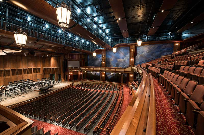 Nw Credit Union >> Florida State University, Ruby Diamond Concert Hall with 83.17.141.17 New Amsterdam fixed ...