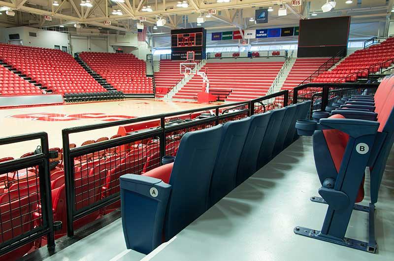 Stony Brook University S Island Federal Credit Union Arena