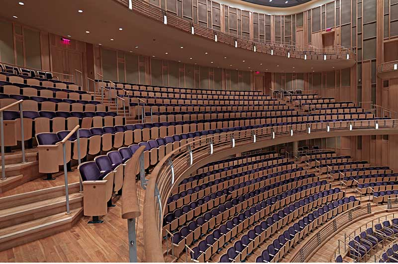 Music Center At Strathmore Concert Hall With Model 27 17