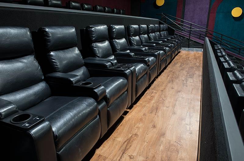 Celebration Cinema Installation Portfolio By Irwin Seating With