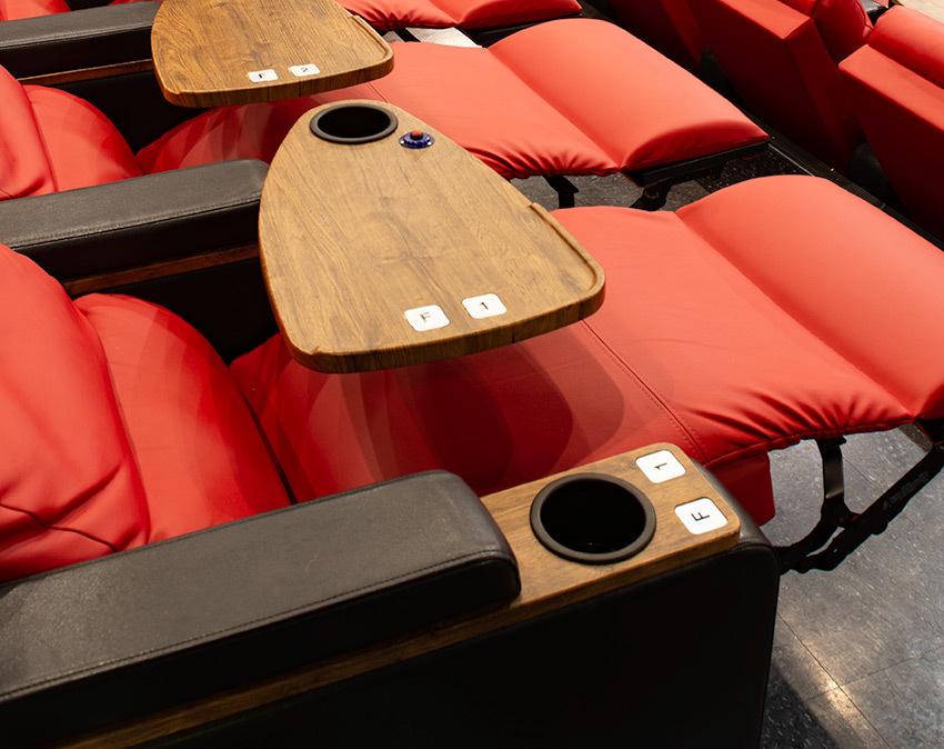 Recliner tags Movie tavern