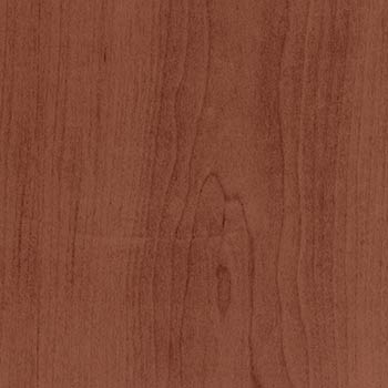 No. 18 Red Teak on Maple